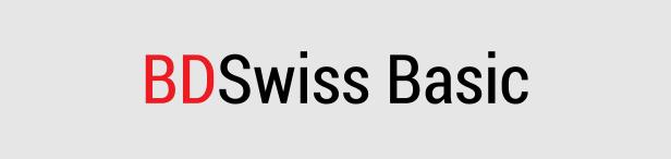 BDSwiss 베이직