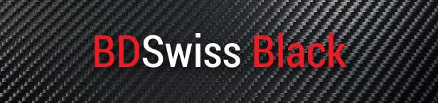 BDSwiss 블랙